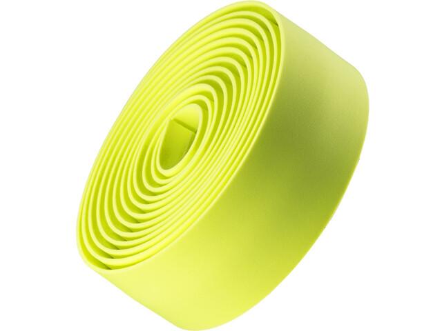 Bontrager Gel Cork Visibility Rubans de cintre, radioactive yellow